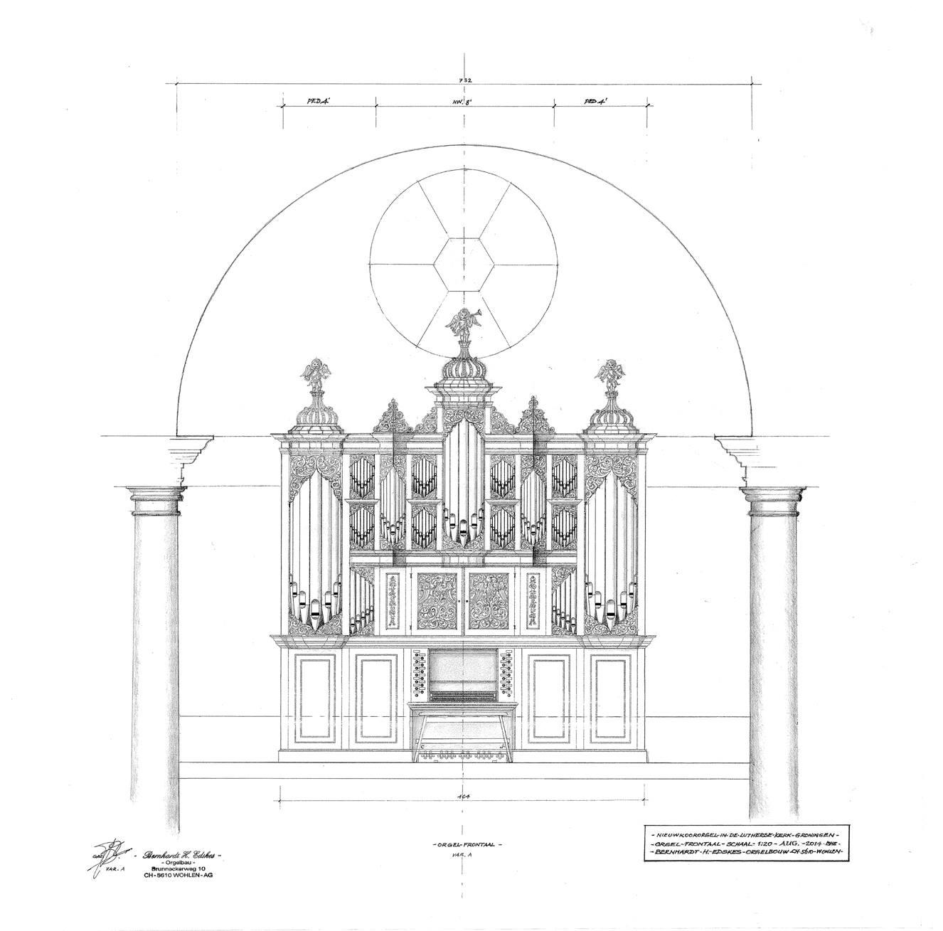 lutherse kerk groningen