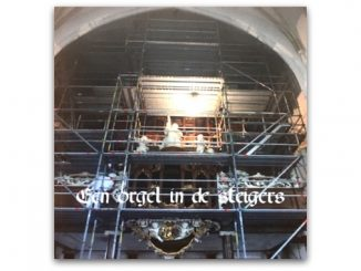 boekje over orgel martinikerk bolsward