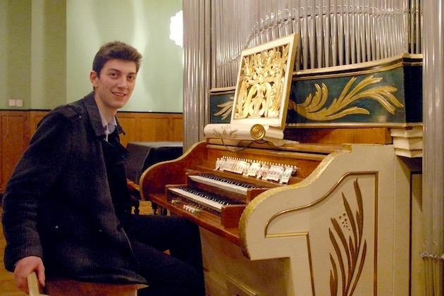 Gijs Boelen organist