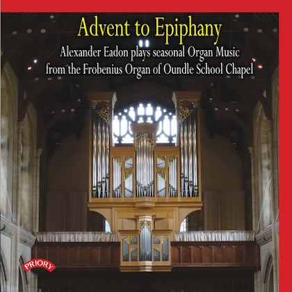 Advent to Epiphany PRCD 1164