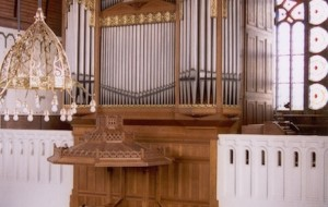 Masterclass Reger op Steinmeyer-orgel Alphen aan den Rijn