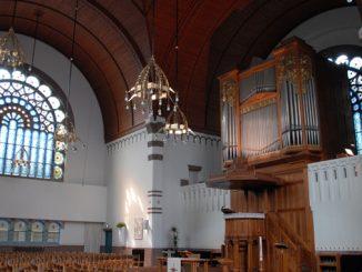 steinmeyer orgel adventkerk alphen aan den rijn