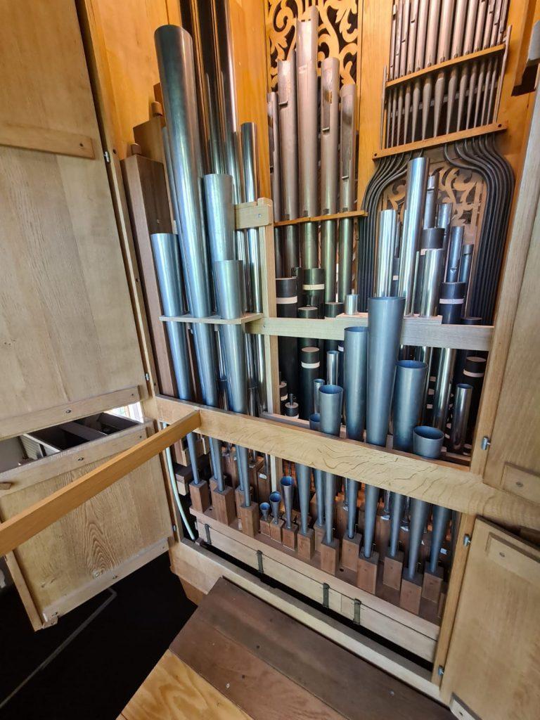orgel nieuwe kerk amersfoort interieur