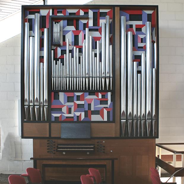 leeflang orgel paaskerk amstelveen