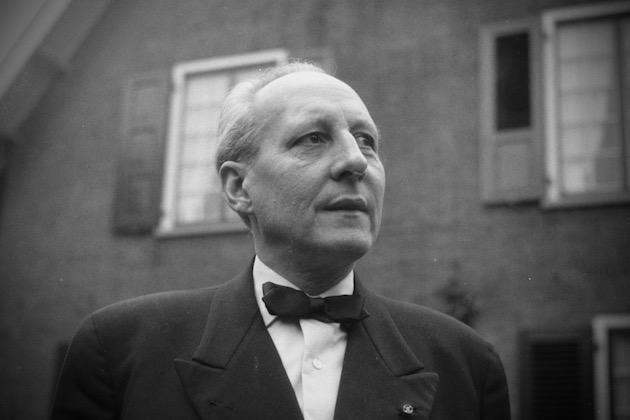 dr. anthon van der horst