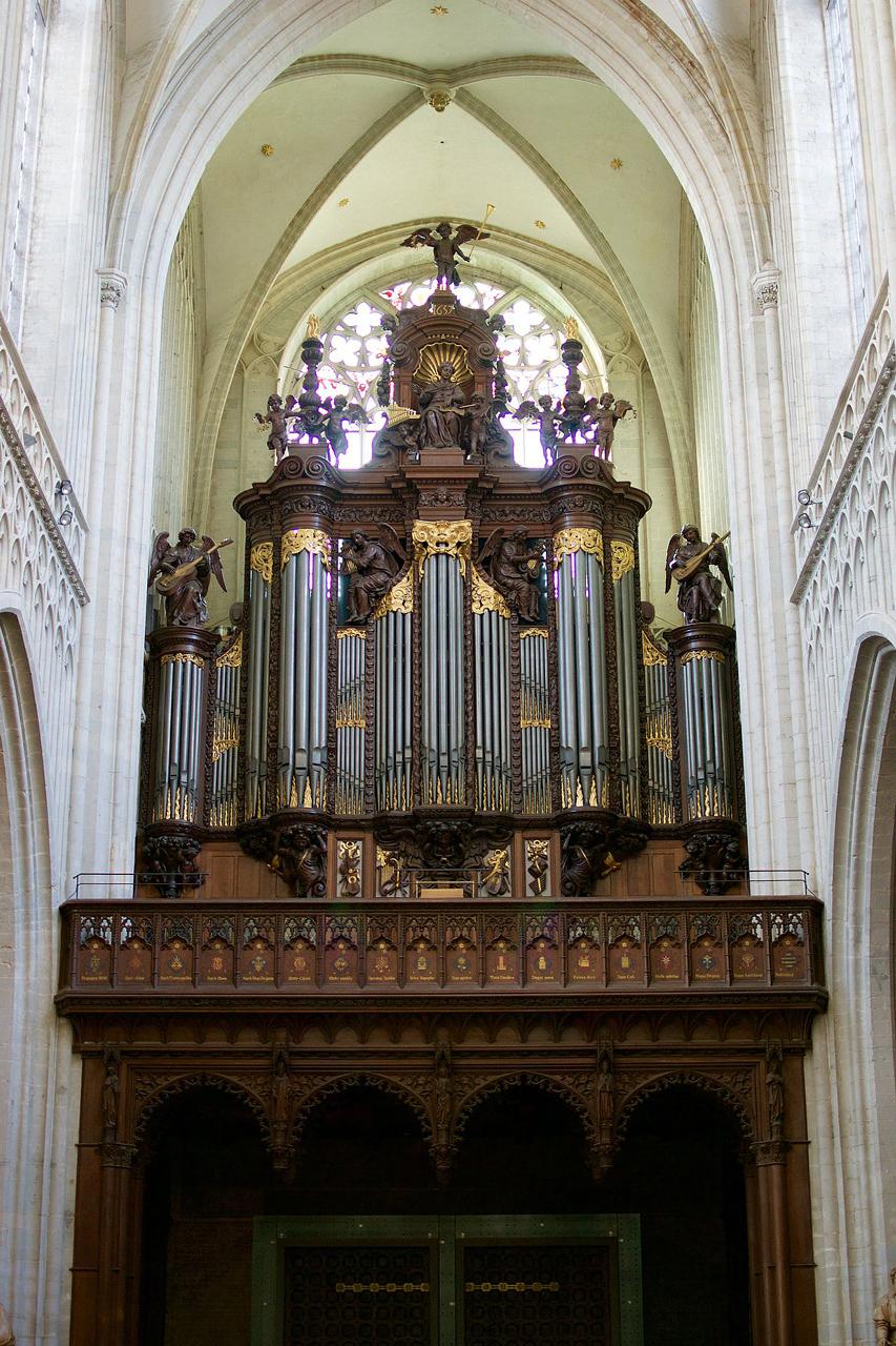orgel kathedraal antwerpen