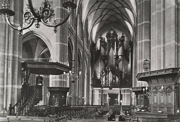 wagner orgel eusbiuskerk arnhem