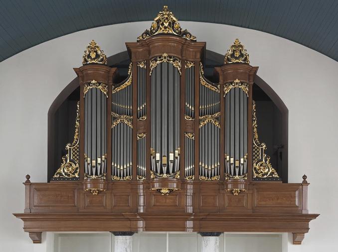 Van Dam-orgel Jozef Kerk Assen