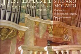 Bach: Complete Organ Music 3 – Stefano Molardi