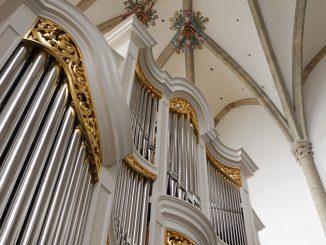 Bach-orgel Grote Kerk Dordrecht
