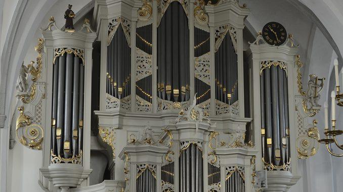 Orgel oude kerk barneveld