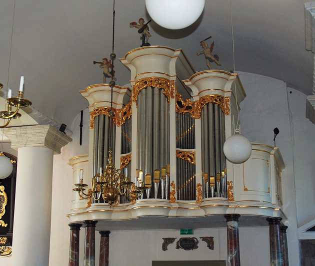 de crane-orgel oude sint-victorkerk batenburg