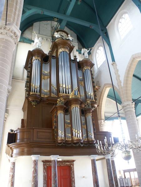 Bätz Orgel grote kerk weesp