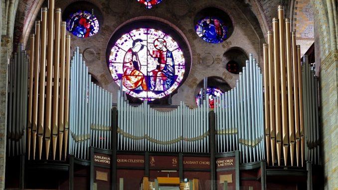 Adema-orgel Kathedrale Basiliek St. Bavo Haarlem