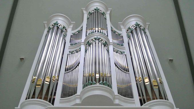 reil-orgel bethelkerk bodegraven