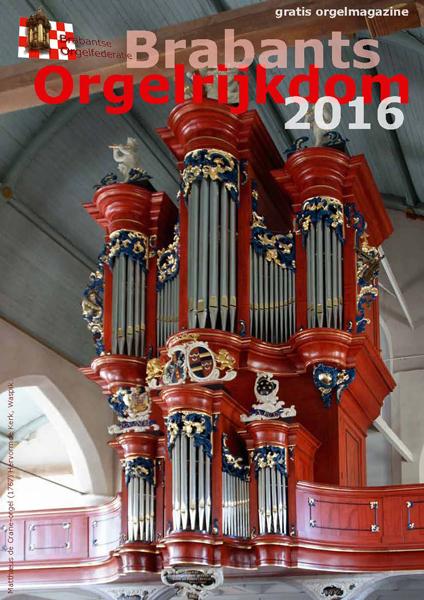 brabants orgelrijkdom 2016