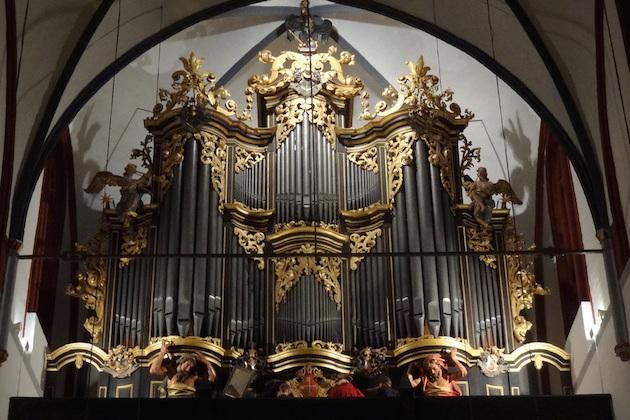 orgelreis van scherer tot sauer - wagner-orgel dom brandenburg