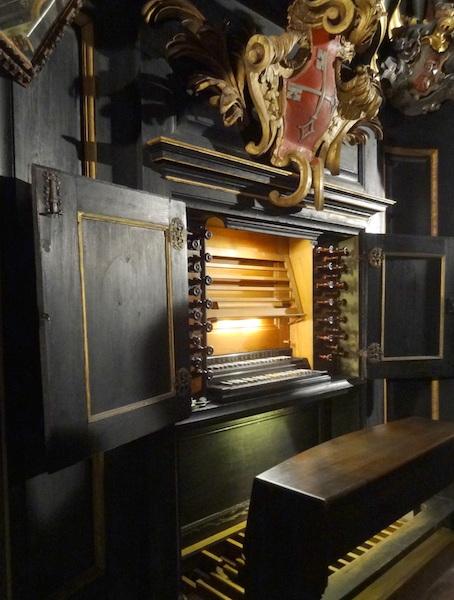 orgelreis van scherer tot sauer - dom brandenburg