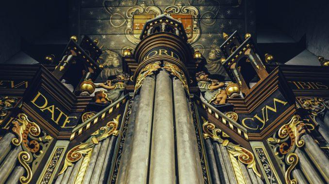 orgel grote kerk wijk bij duurstede