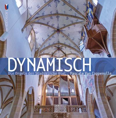 Dynamisch Pascale Van Coppenolle Stadtkirche Biel