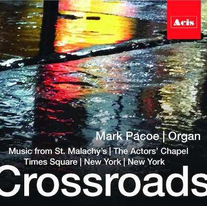 Crossroads Mark Pacoe