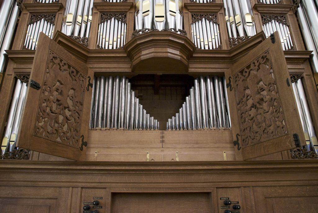 orgel lutherse kerk groningen
