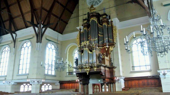 orgel nieuwe kerk katwijk aan zee
