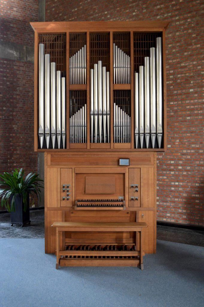 De Koff-orgel Genk OLV van Fatima