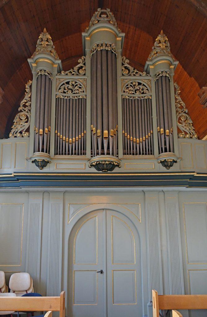 adema orgel nicolaaskerk dearsum