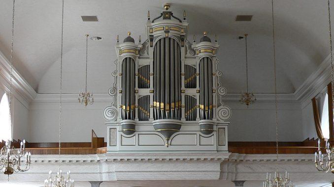 orgel hervormde kerk doornspijk