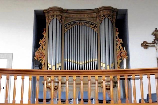 Van Dam-orgel Maria Geboortekerk Dronrijp