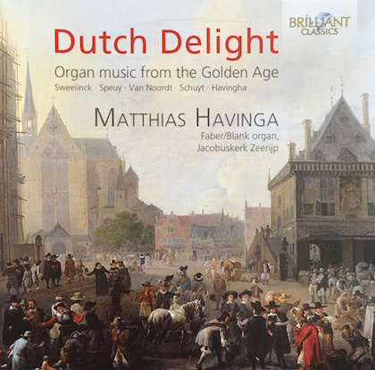 Dutch Delight - Organ music from the Golden Age 95093