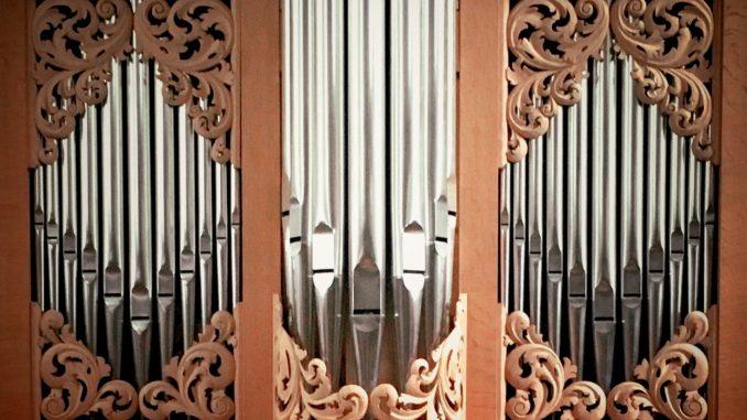 bernhardt edskes continuo orgel