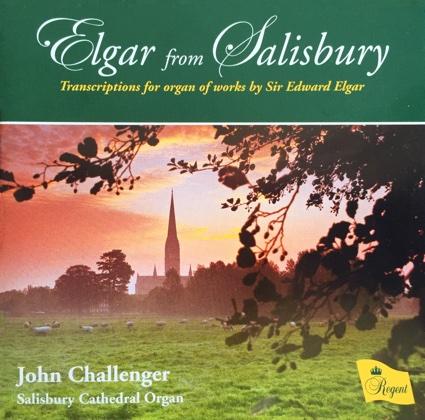 Elgar from Salisbury REGCD463