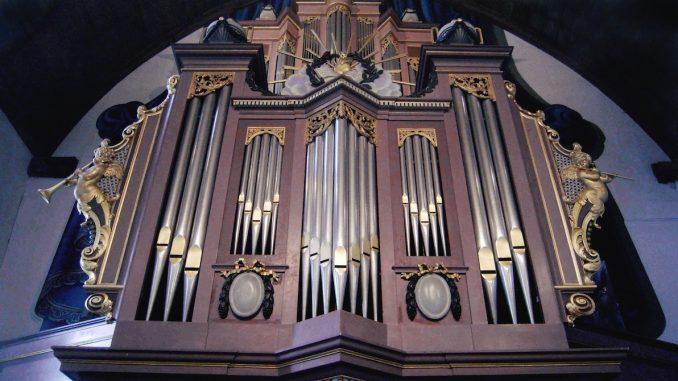 orgel zuiderkerk enkhuizen