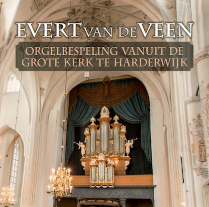 cd Evert van de Veen Grote Kerk Harderwijk