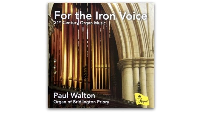 For the Iron Voice REGCD483