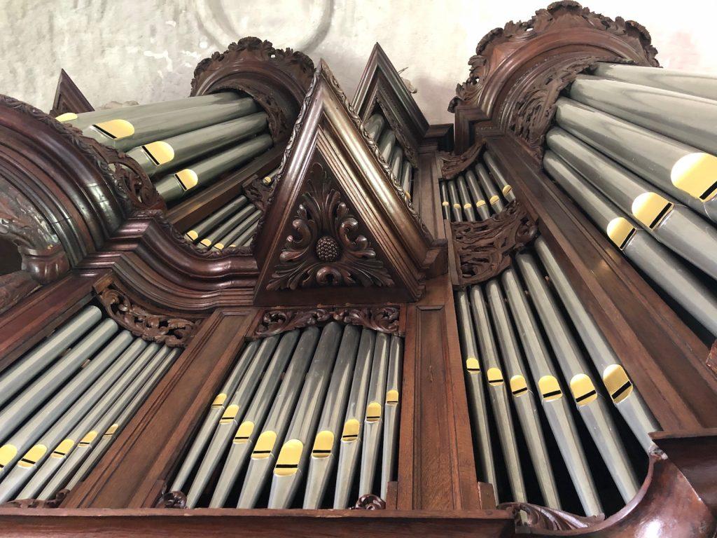 hinsz orgel leens detail hoofdkas