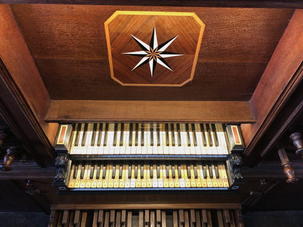lessenaar hinsz orgel leens