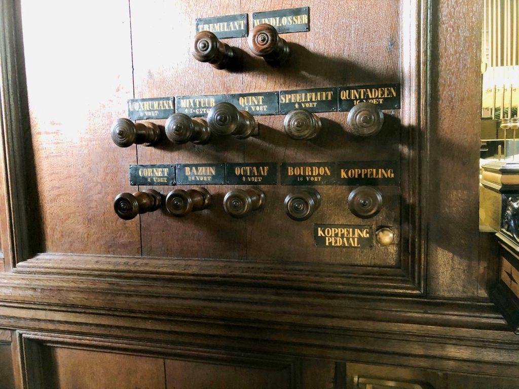 registertrekkers hinsz orgel leens
