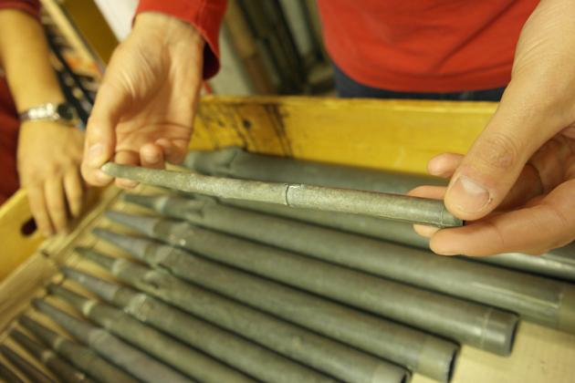 restauratie van hagerbeer Schnitger orgel alkmaar