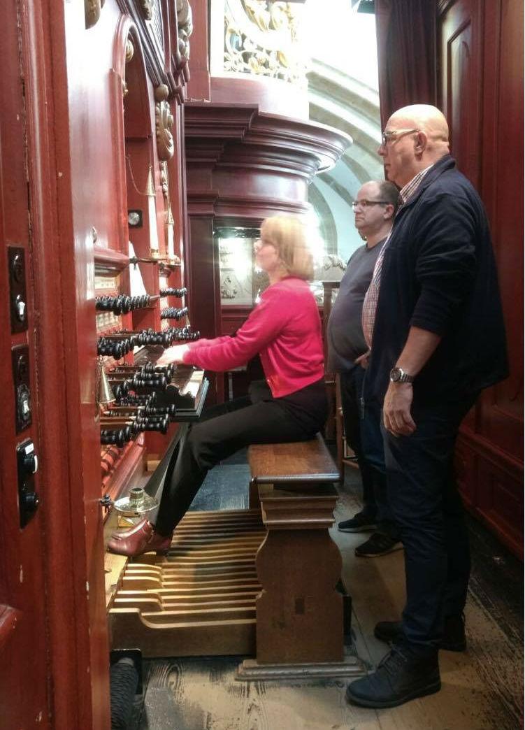 willeke smits orgel bavo haarlem