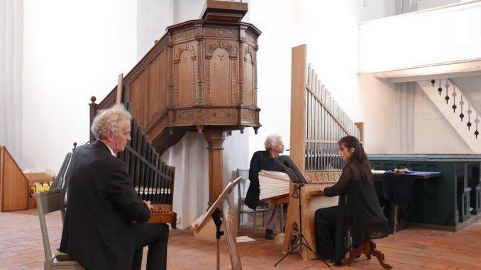Gents retabelorgel Orgelmuseum Elburg