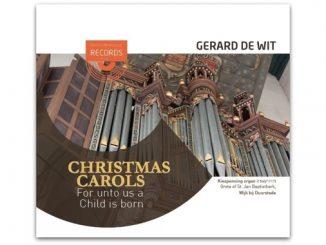 cd gerard de wit christmas carols
