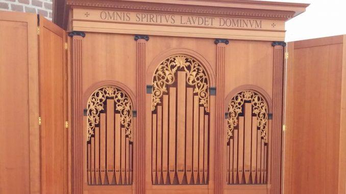 orgel gereformeerde kerk dalfsen