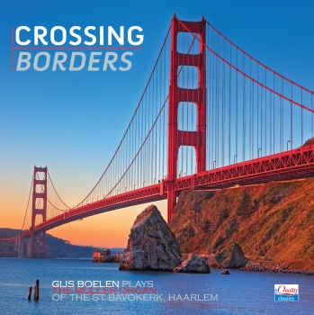 Gijs Boelen cd Crossing Borders