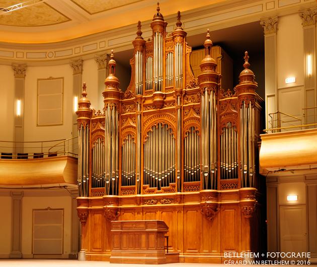 cavaillé-coll orgel philharmonie haarlem