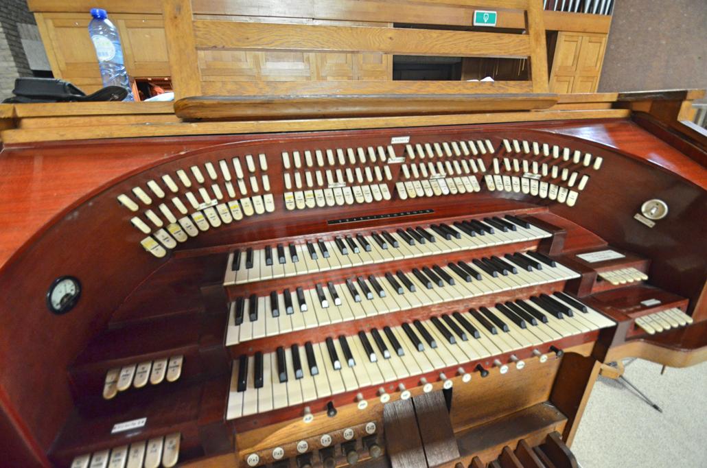 pels orgel heilige familie rotterdam