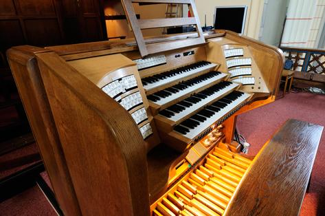 speeltafel orgel sint lambertusbasiliek hengelo ov