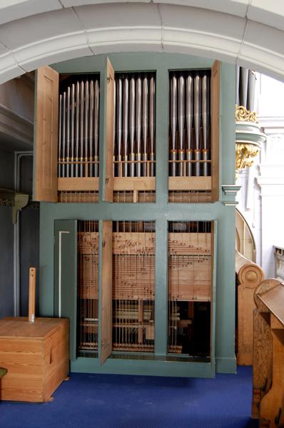 Bätz-orgel oud-katholieke st. vitus hilverusm